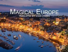 Magical Europe - Timelapse