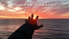 Memory Journal - Chasing Sunset ( Shot on iPhone )