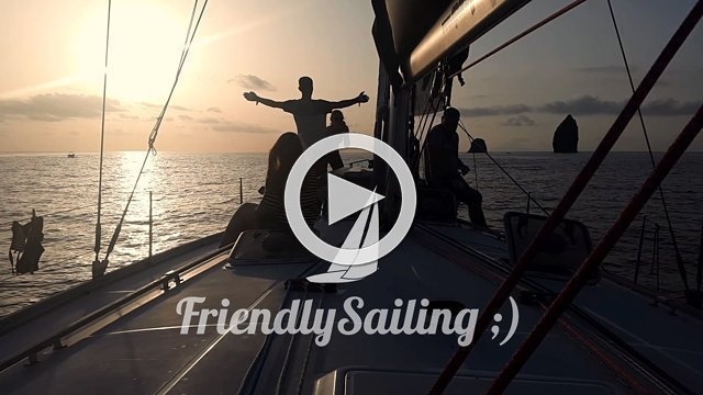 Friendly Sailing ;) - Sicilia 2016
